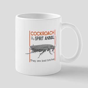 Cockroach Spirit Animal Mugs