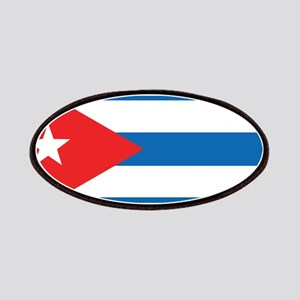 Cuban Flag Patch