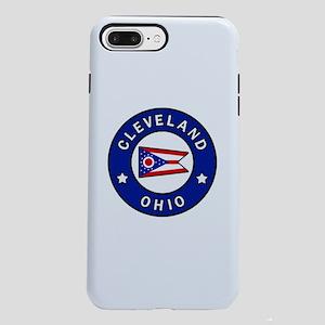 Cleveland Ohio iPhone 8/7 Plus Tough Case