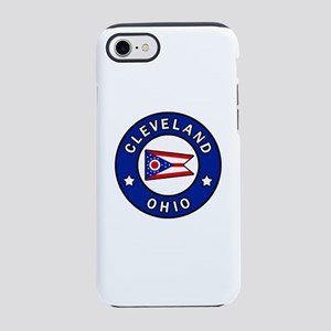 Cleveland Ohio iPhone 8/7 Tough Case