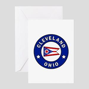 Cleveland Ohio Greeting Cards