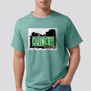 QUINCE STREET, QUEENS, NYC T-Shirt