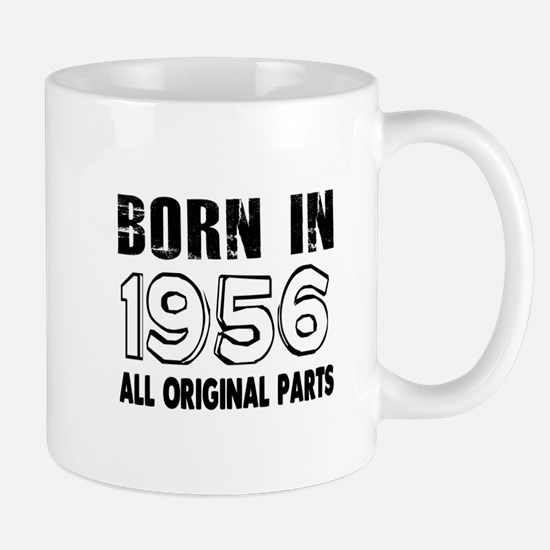 Born In 1956 Mug