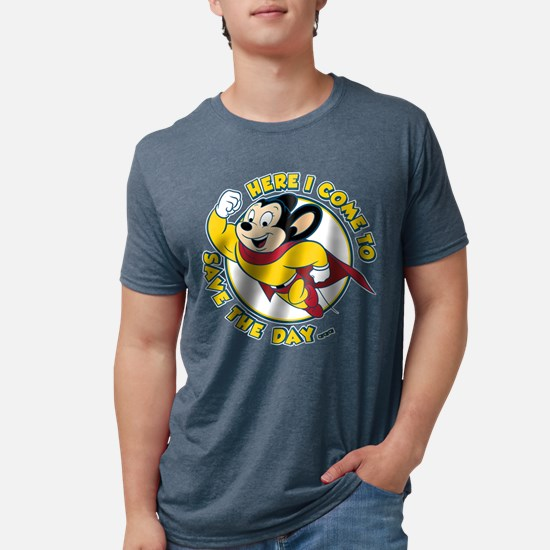 Here I Come To Save The Day T-Shirt
