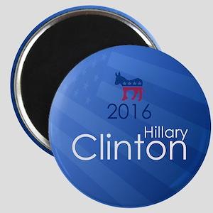 Clinton 2016 Magnet