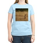 Sitting Jackrabbit Women's Light T-Shirt