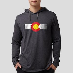 Colorado_darkshirt Long Sleeve T-Shirt