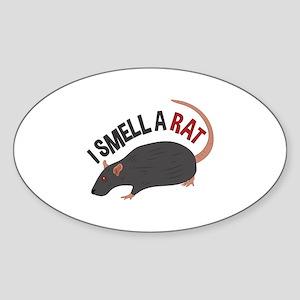 I Smell Rat Sticker