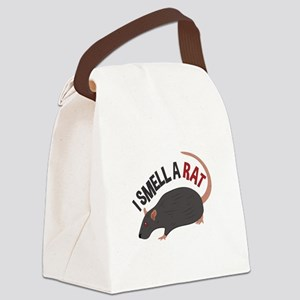 I Smell Rat Canvas Lunch Bag
