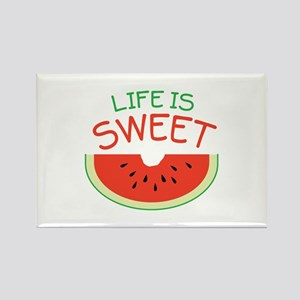 Life Is Sweet Magnets