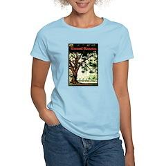Elmwood Plantation Women's Pink T-Shirt