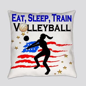 VOLLEYBALL STAR Everyday Pillow