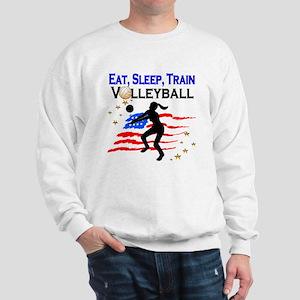 VOLLEYBALL STAR Sweatshirt