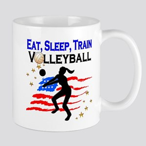 VOLLEYBALL STAR Mug