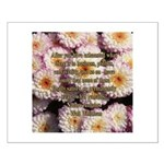 Walt Whitman Nature Quote Small Poster