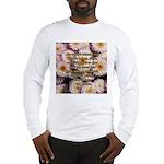 Walt Whitman Nature Quote Long Sleeve T-Shirt