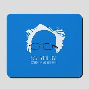 Bernie Mousepad