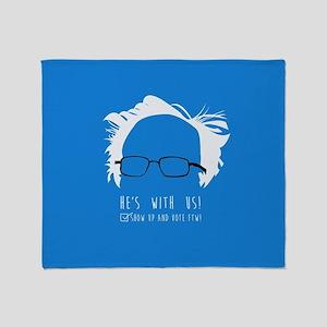 Bernie Throw Blanket