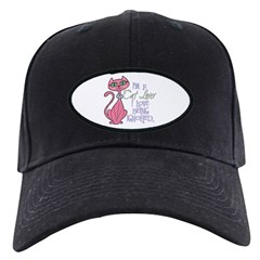 Ignored Cat Lover Baseball Hat
