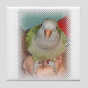 Quaker 2 Tile Coaster
