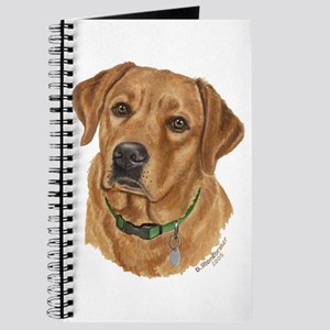 Fox Red Labrador Journal