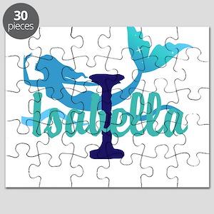 Mermaid Personalize Puzzle
