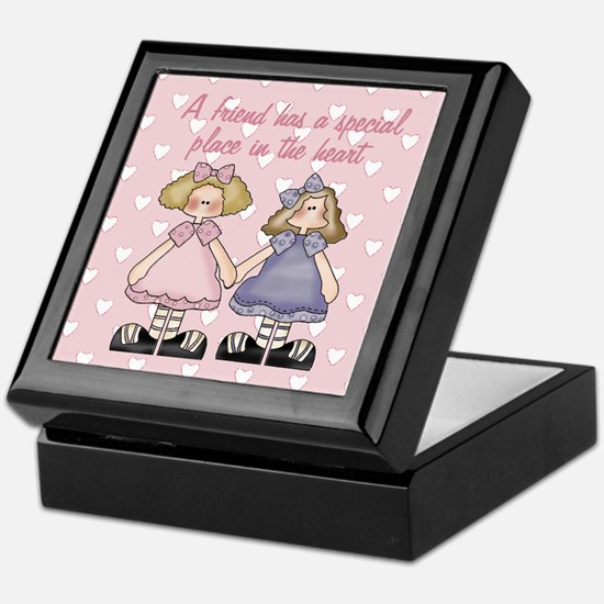 A Special Place In The Heart Keepsake Box