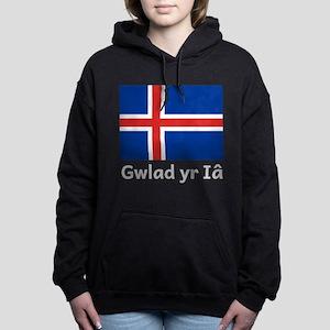 Gwlad yr Ia Women's Hooded Sweatshirt