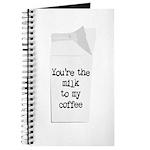 Milk to my Coffee Journal
