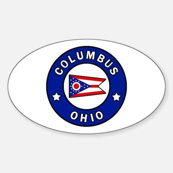 Columbus Ohio Decal