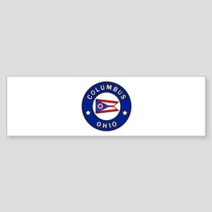 Columbus Ohio Bumper Sticker