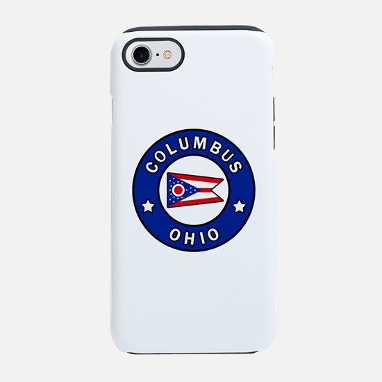 Columbus Ohio iPhone 8/7 Tough Case