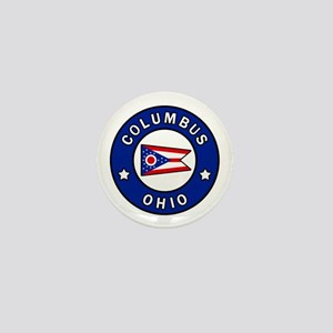 Columbus Ohio Mini Button