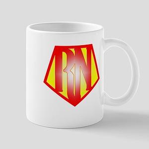 RN Superhero Mugs