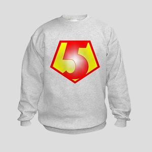 Fifth Grade Teacher/Age 5 Sweatshirt