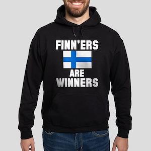 Finners are Winners Hoodie