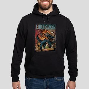Luke Cage Tiger Hoodie (dark)