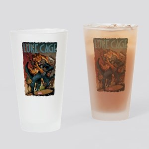 Luke Cage Tiger Drinking Glass