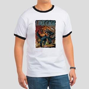Luke Cage Tiger Ringer T