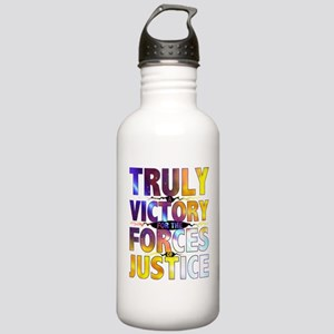 JUSTICE Stainless Water Bottle 1.0L