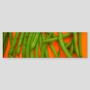 String Beans Bumper Sticker