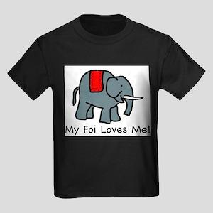 My Foi Loves Me Kids T-Shirt