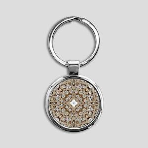 Round Keychain
