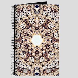 rhinestone bohemian art nouveau Journal