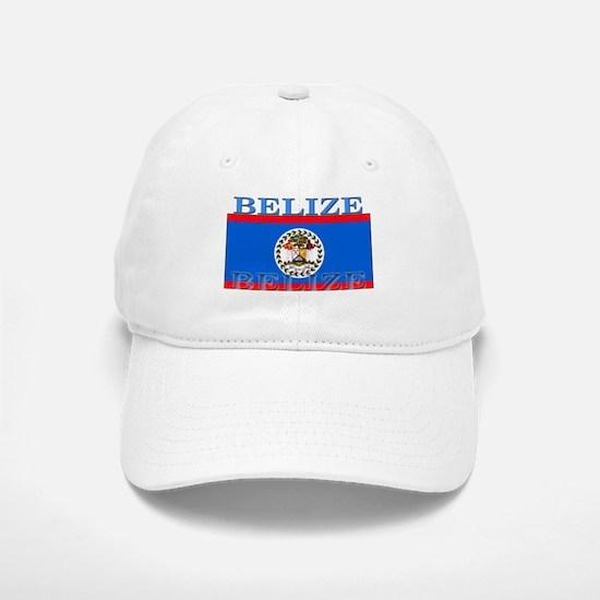 Belize Belizean Flag Baseball Baseball Cap