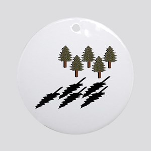 FOREST Round Ornament