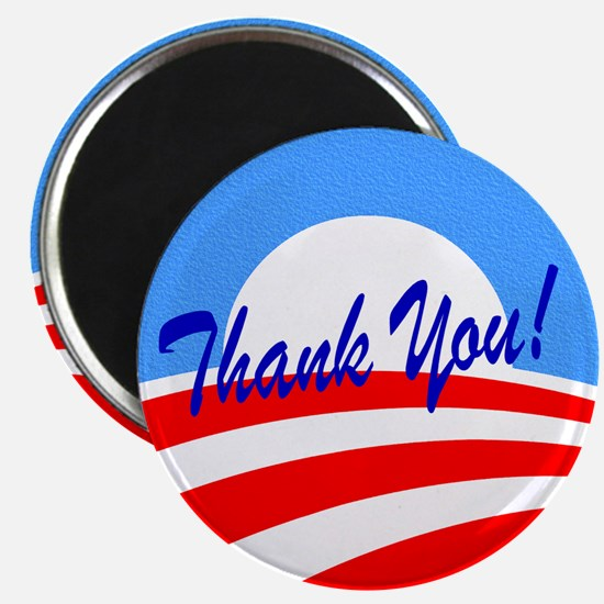 Thank You Obama Magnets