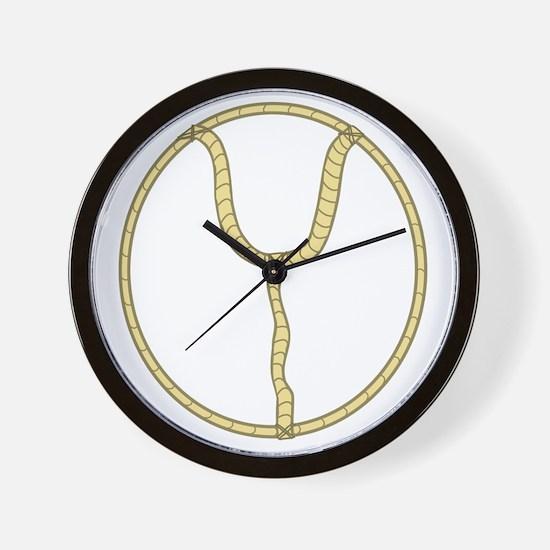 Unique Western y Wall Clock