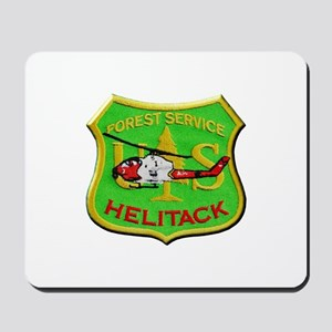 Forest Service Helitack Mousepad