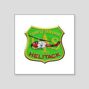 Forest Service Helitack Sticker
